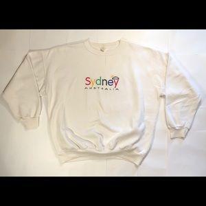 Vintage Sweatshirt 🇦🇺 Sydney, Australia